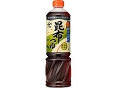 ヤマサ 昆布つゆ ボトル1L