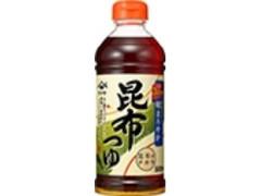 ヤマサ 昆布つゆ ボトル500ml