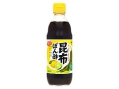 ヤマサ 昆布 ぽん酢 瓶360ml