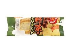 第一パン 北海道野菜のハムマヨドッグ 袋1個