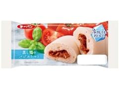 第一パン 蒸し鶏のバジルトマト 袋1個