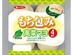 第一パン もち包み 高菜マヨ4個入 袋4個