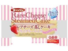 第一パン レアチーズ蒸しケーキ いちごクリーム入り 袋1個