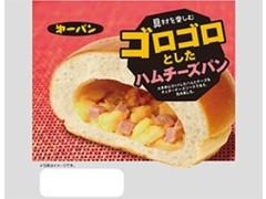 第一パン ゴロゴロとしたハムチーズパン 袋1個