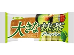 第一パン 大きな抹茶デニッシュ 袋1個