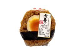 藤本食品 黒醤油ラーメン味飯使用 煮玉子