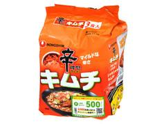 農心 辛ラーメン キムチ 袋麺