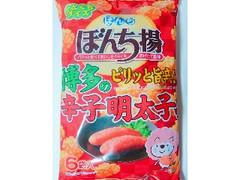 ぼんち ぼんち揚 博多の辛子明太子 袋90g