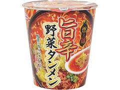 ミニストップ 燃え麺 旨辛野菜タンメン