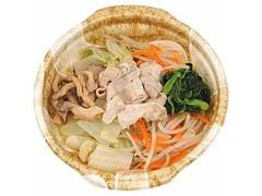 ミニストップ 1/2日分の野菜の豚みそ鍋