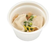 ミニストップ 塚田農場 炊き餃子スープ