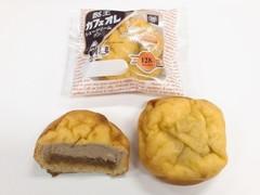 ミニストップ MINISTOP CAFE 酪王カフェオレ シュークリームパン