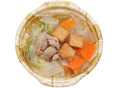ミニストップ 1/2日分野菜が摂れる鶏塩鍋
