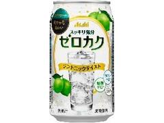 アサヒ ゼロカク ジントニックテイスト 缶350ml