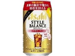アサヒ スタイルバランス コーラサワーテイスト 缶350ml