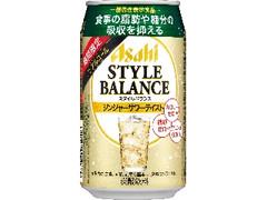 アサヒ スタイルバランス ジンジャーサワーテイスト 缶350ml