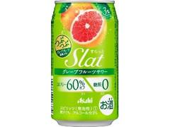 アサヒ Slat グレープフルーツサワー 缶350ml