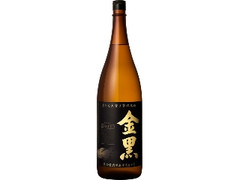 アサヒ 本格芋焼酎 金黒 瓶1800ml