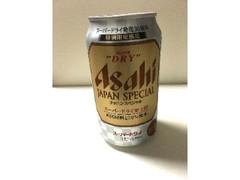 アサヒ スーパードライ ジャパンスペシャル 缶350ml