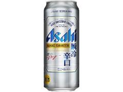 アサヒ スーパードライ 瞬冷辛口 缶500ml