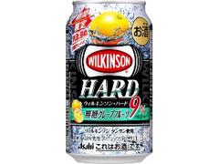アサヒ ウィルキンソン・ハード 無糖グレープフルーツ 缶350ml