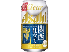 アサヒ クリアアサヒ 関西仕立て 缶350ml