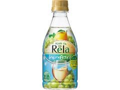 サントネージュ リラ フルーツ レモンと白ワイン ペット320ml