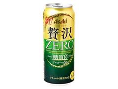 アサヒ 贅沢ZERO 糖質0 缶500ml