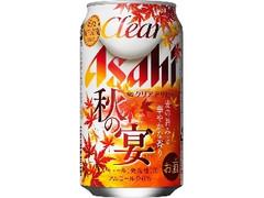 アサヒ クリアアサヒ 秋の宴 缶350ml