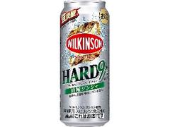 アサヒ ウィルキンソン・ハードナイン 無糖ジンジャ 缶500ml