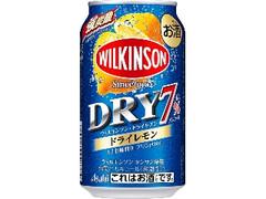 アサヒ ウィルキンソン・ドライセブン ドライレモン 缶350ml