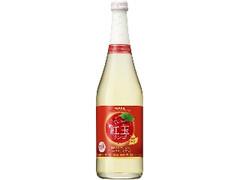 ニッカ シードル 紅玉リンゴ 瓶720ml