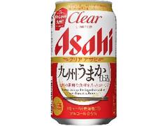 アサヒ クリアアサヒ 九州うまか仕込 缶350ml