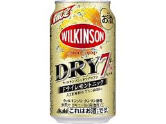 アサヒ ウィルキンソン・ドライセブン ドライレモントニック 缶350ml