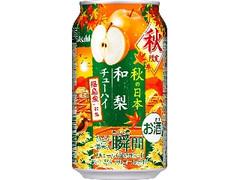 アサヒ 果実の瞬間 福島産和梨 缶350ml