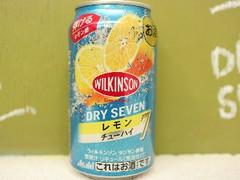 アサヒ ウィルキンソン ドライセブンレモン 缶350ml