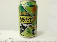 アサヒ もぎたて ストロング 手摘み青梅 缶350ml