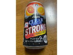 セブンプレミアム クリアクーラー グレープフルーツ&オレンジ 缶350ml