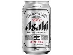 アサヒ スーパードライ 缶350ml