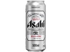 アサヒ スーパードライ 缶500ml