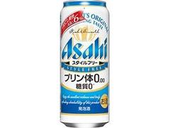 アサヒ スタイルフリー プリン体ゼロ 缶500ml