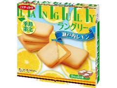 ミスターイトウ ラングリー 瀬戸内レモン 箱3枚×4