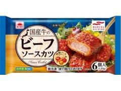 あけぼの 国産牛のビーフソースカツ