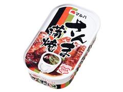 マルハ さんま蒲焼 缶100g
