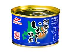 マルハニチロ 釧路のいわし水煮