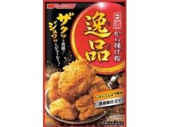 日清製粉 から揚げ粉 逸品 にんにくしょうゆ味 黒胡椒仕立て 袋100g