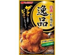 日清製粉 から揚げ粉 逸品 コク旨しょうゆ味 にんにく粉末不使用 袋100g