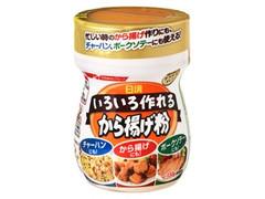 日清 から揚げ粉 ボトル130g