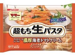 マ・マー 超もち生パスタ アメリケーヌソースの濃厚海老トマトクリーム 袋275g