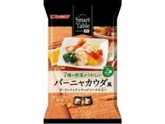 日清 Smart Table 7種の野菜がうれしい バーニャカウダ風 袋200g